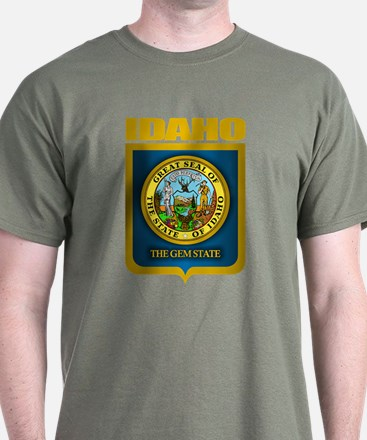 """Idaho Gold"" T-Shirt"