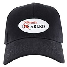 Differently Abled Baseball Hat