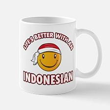 Cute Indonesian designs Mug