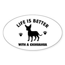 Chihuahua Breed Design Decal