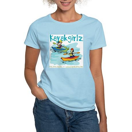 kayakgirlz_006_07 T-Shirt
