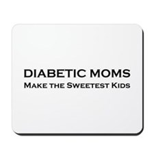 Diabetic Moms Mousepad