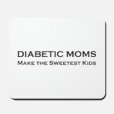 Diabetic Moms Mousepad