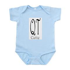 QT Cutie Infant Creeper