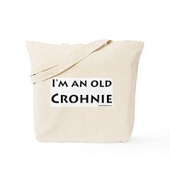 Old Crohnie Tote Bag