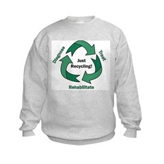 Just Recycling Sweatshirt