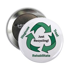 Just Recycling Button