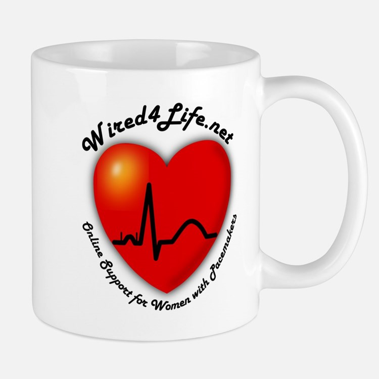 Wired4Life.net Mug