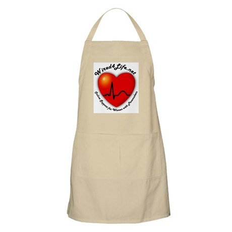 Wired4Life.net BBQ Apron