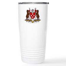 Badai's Stainless Steel Travel Mug