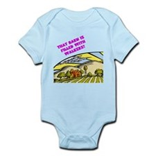 WALKERS Infant Bodysuit