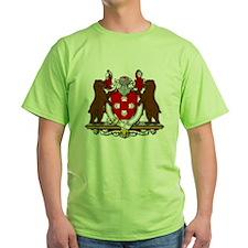 Badai's Green T-Shirt