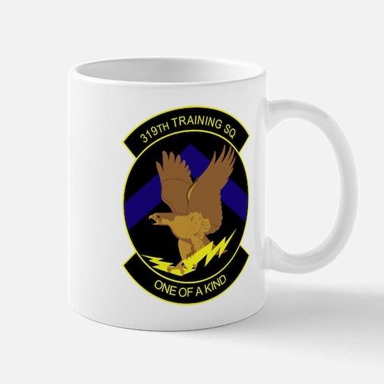 319th Training Squadron Mug