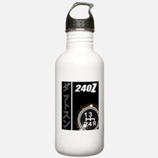 Datsun Katakana 240Z Shifter Water Bottle