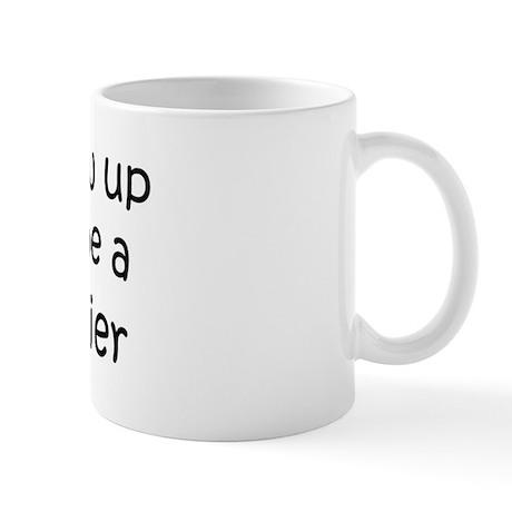 Grow Up Mail Carrier Mug