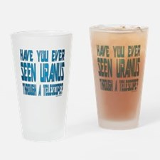 Uranus Drinking Glass