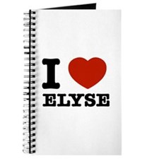 I love Elyse Journal