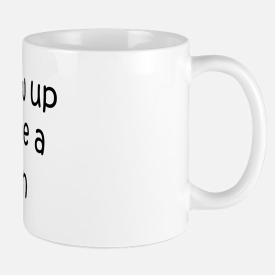 Grow Up Magician Mug