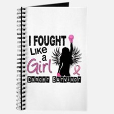 Licensed Fought Like a Girl 26S Journal