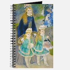 Renoir - La Promenade Journal