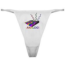Analog! Classic Thong