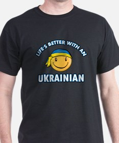 Cute Ukrainian designs T-Shirt