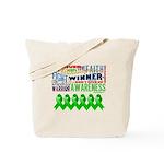 Stem Cell Transplant Survivor Tote Bag