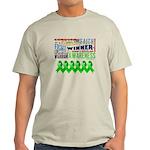 Stem Cell Transplant Survivor Light T-Shirt