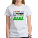 Stem Cell Transplant Survivor Women's T-Shirt
