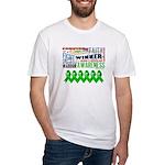Stem Cell Transplant Survivor Fitted T-Shirt