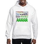 Stem Cell Transplant Survivor Hooded Sweatshirt