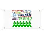 Stem Cell Transplant Survivor Banner