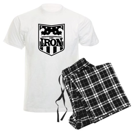 BROTHERHOOD OF IRON Men's Light Pajamas