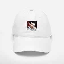 Nikola Tesla Baseball Baseball Cap
