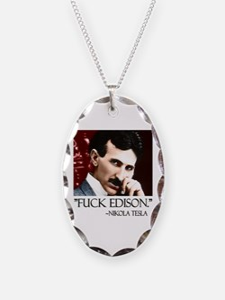 Nikola Tesla Necklace