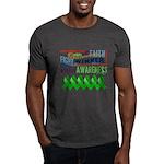 Stem Cell Transplant Survivor Dark T-Shirt