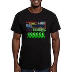 Stem Cell Transplant Survivor Men's Fitted T-Shirt