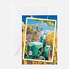 WonderWorld Farmer Greeting Card