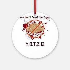 YOTZ 12 Ornament (Round)