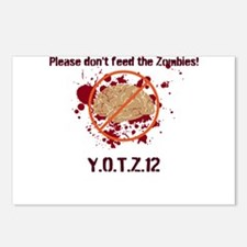 YOTZ 12 Postcards (Package of 8)