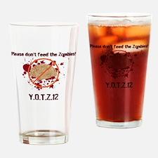 YOTZ 12 Drinking Glass