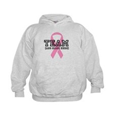 Personalize Breast Cancer Hoodie