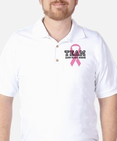 Personalize Breast Cancer T-Shirt