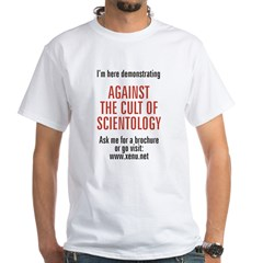 demo_against T-Shirt