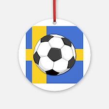 Sweden World Cup 2006 Ornament (Round)