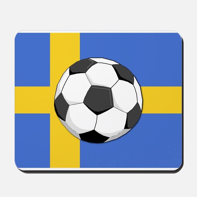 Sweden World Cup 2006 Mousepad