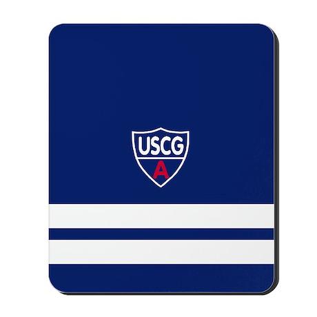 USCG Auxiliary ADSO<BR> Mousepad