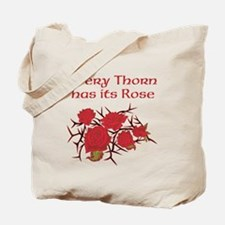 Every Thorn - Rose Tote Bag
