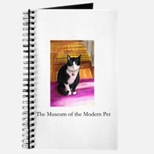 Inky the wise cat Journal