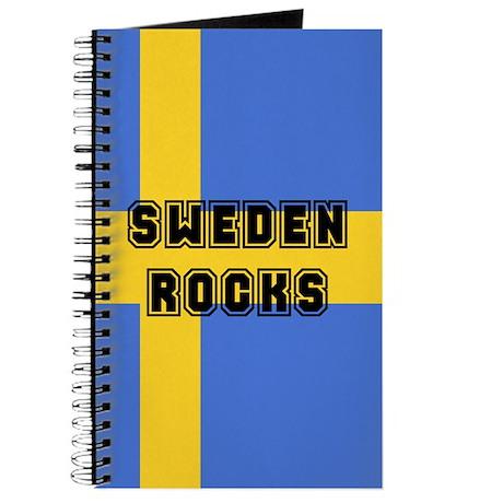 Sweden Rocks Journal